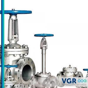 Manutenção de válvulas industriais
